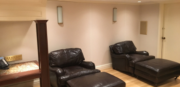Apartments,  homes and home theatres