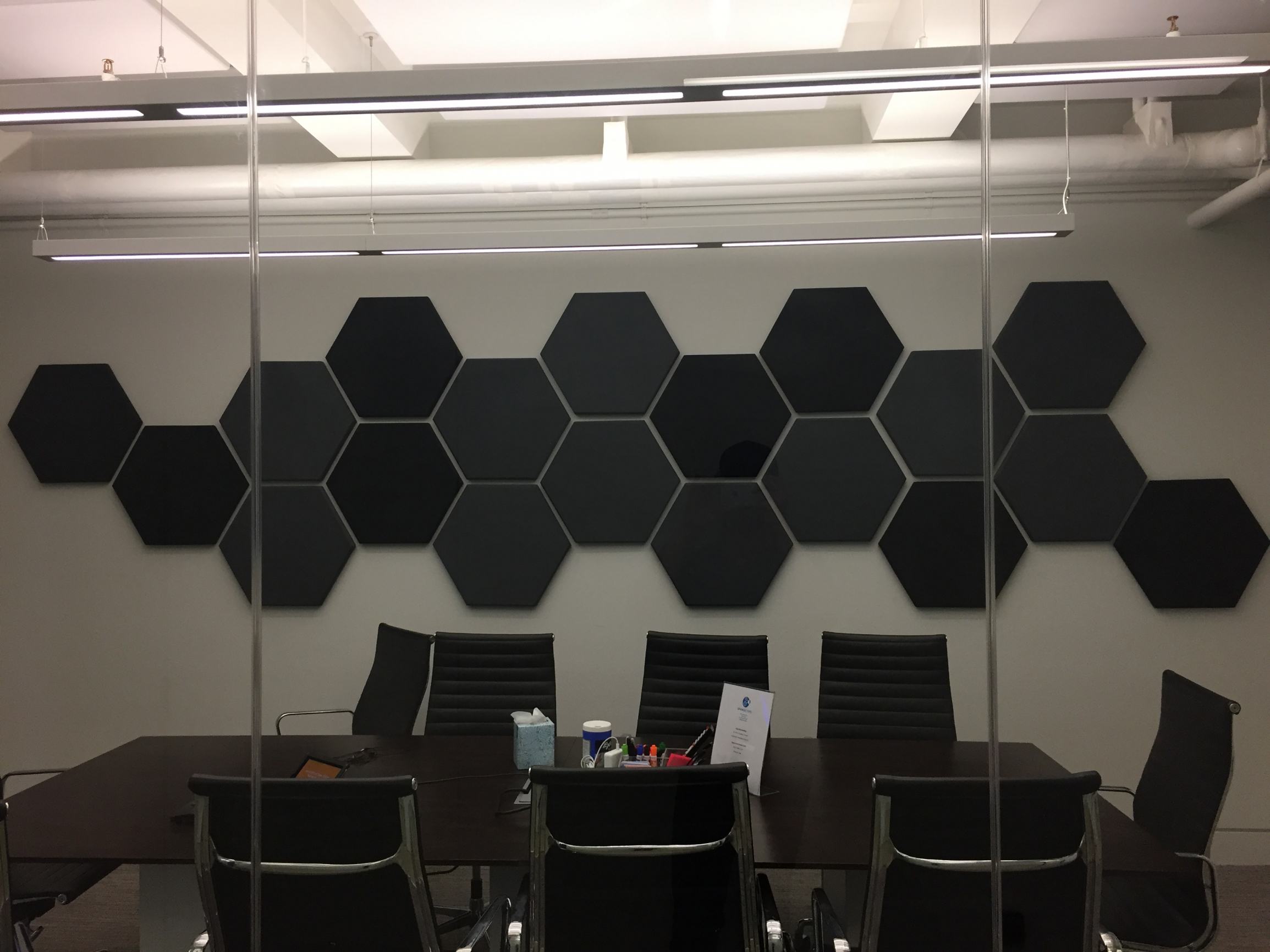 Hexagon Wall Panels