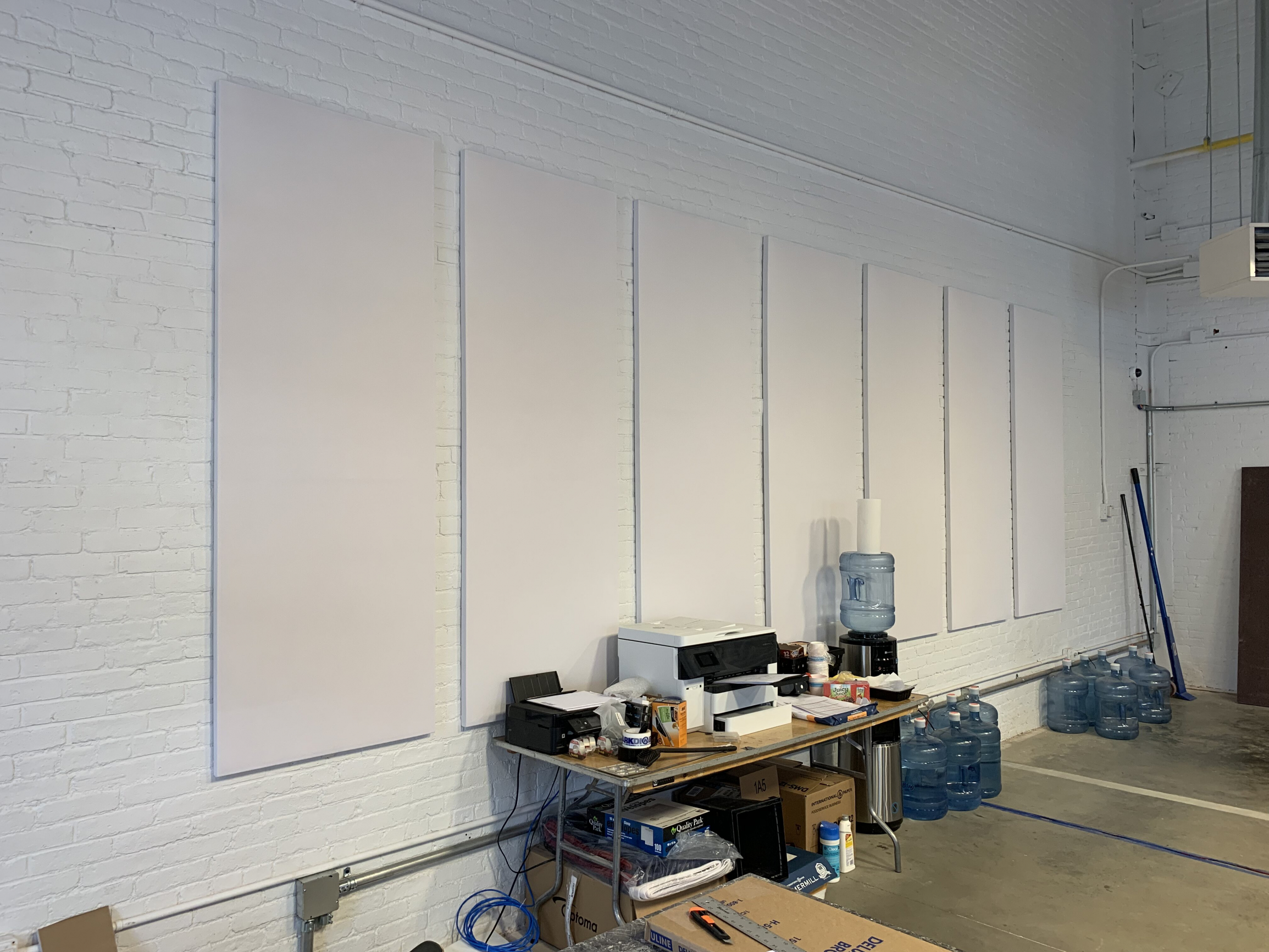 Large Office Wall Panels