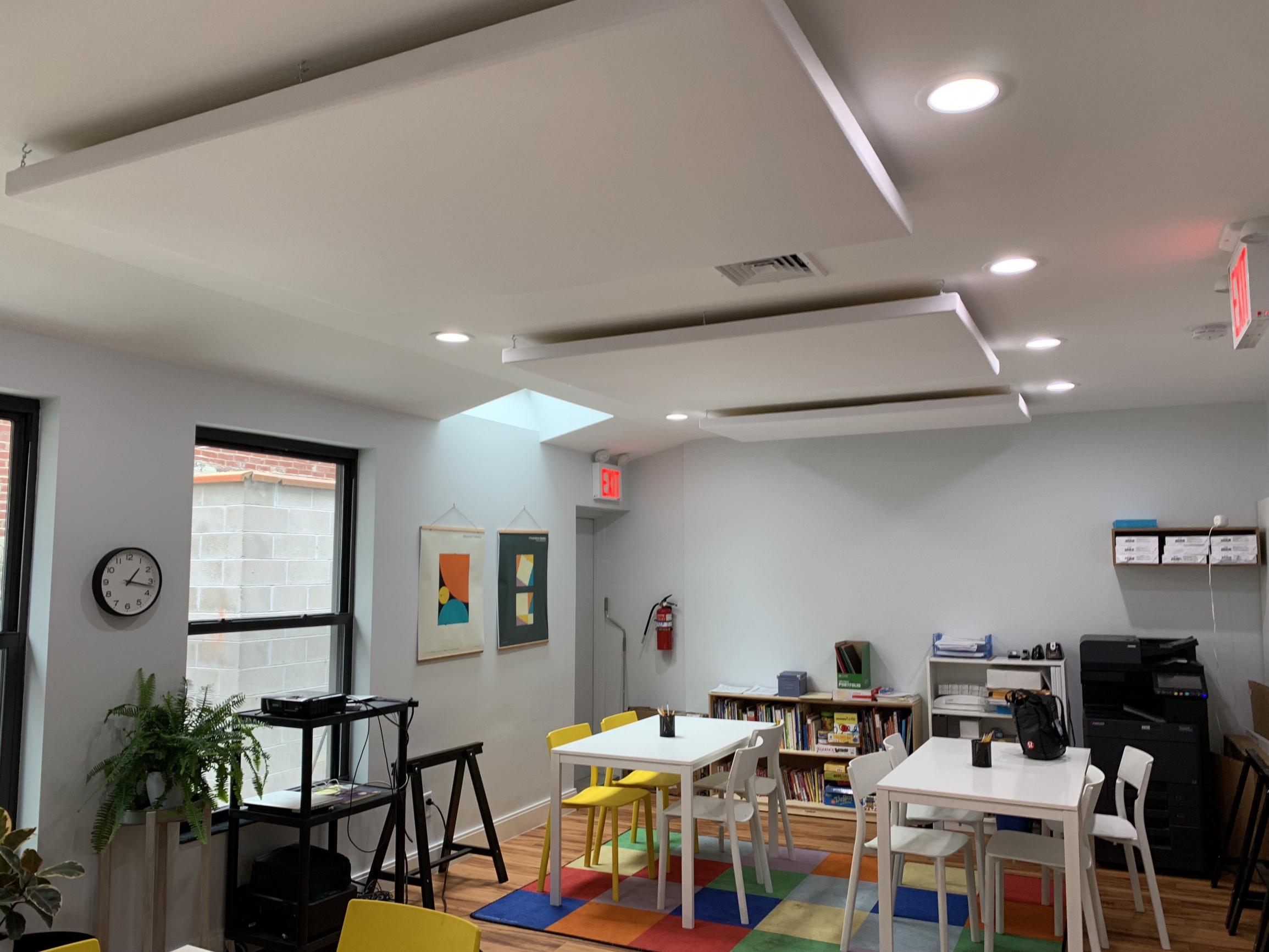 Classroom Acoustic Panels