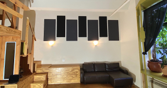 Custom Size and Color Wall Panels