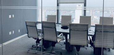 Conference & teleconference room